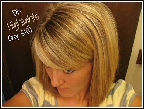 how to add highlights to your own hair 7 steps ehow living in the light saving money