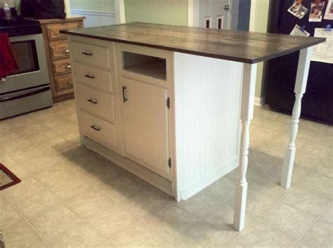 kitchen island cabinets base old base cabinets repurposed to kitchen island base