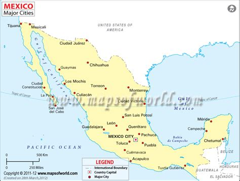 map of mexico and cities mexico city in world map mexico city mexico map