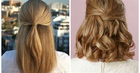 down hairstyles for everyday 7 super cute everyday hairstyles for medium length