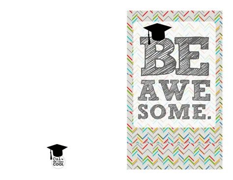 graduation card template printable diy printable graduation cards omg be awesome