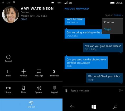 Messaging App For Couples Microsoft Releases Beta Of Skype Universal Messaging App