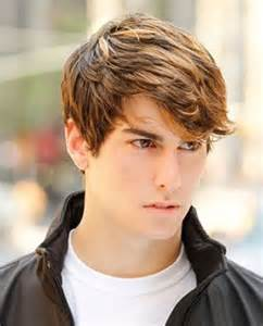 Galerry hairstyle teenager boy