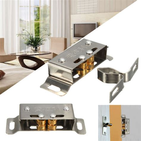Kitchen Cabinet Door Stoppers Stainless Steel Catch Stopper For Cupboard Cabinet Kitchen Door Latch Hardware Alex Nld