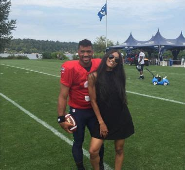 russell wilson says he and ciara are practicing abstinence ciara denies pregnancy rumours says she s still