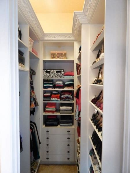 Small Space Living Ideas by Fantastic Designs Walk Closet Walk Walk In Closet Design