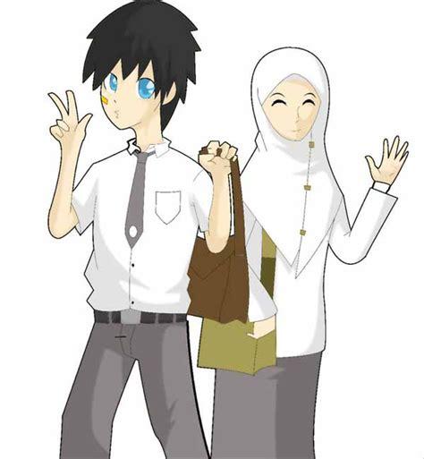 gambar kartun muslim laki galeri gambar dan foto rizki nurbaiti amalia