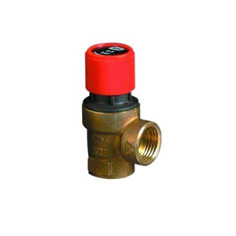 Plumbing Pressure Relief Valve by Reliance Water Controls Rwc 101 Series Sealed Heating
