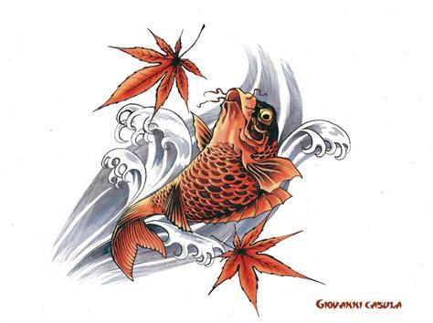 tattoo pescado koi significado tatuajes de pez koi dise 241 os y significado parte 2