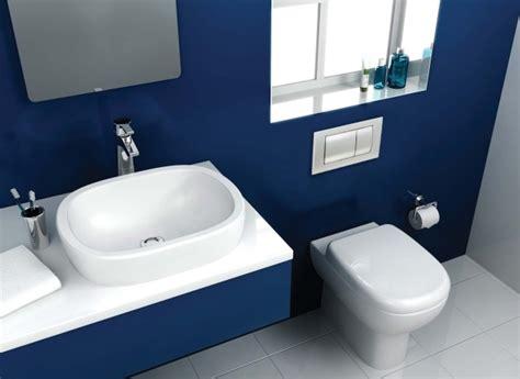 Blue Bathroom Theme Ideas Id 233 E D 233 Co Salle De Bains En Couleur Bleue 23 Photos Sympas