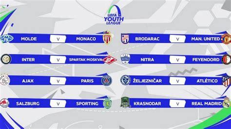 Calendario Youth League Zeljeznicar Atl 233 Tico Y Madrid Krasnodar En La Youth League