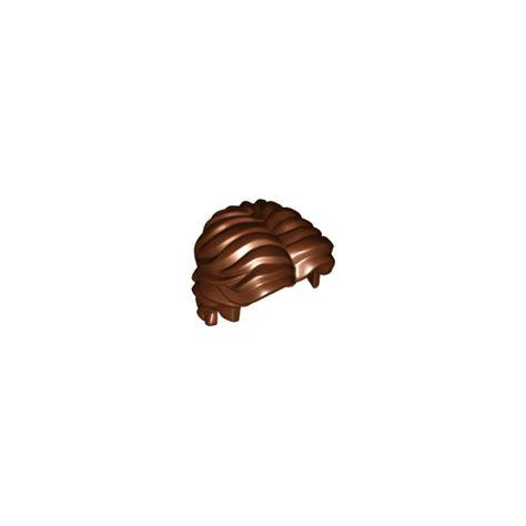 Asmbricks Lego Minifigure Hair 09 lego reddish brown minifigure hair 26139 brick owl lego marketplace