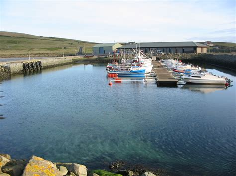 virkie ness boating club marina shetlandorg