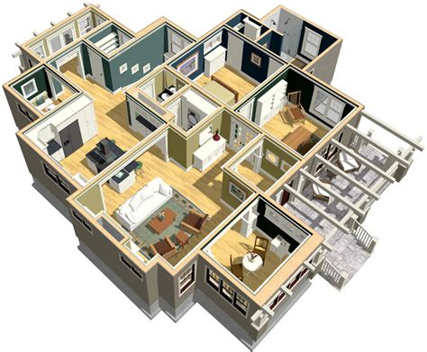 professional 3d home design software home designer suite