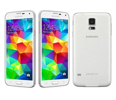 5 1 quot samsung galaxy s5 g900t 4g lte android mobile phone white 677306104680 ebay