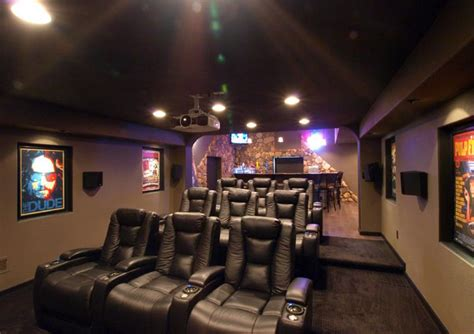 amazing 80 home theater design software inspiration of 23 amazing finished basement theaters for movie time