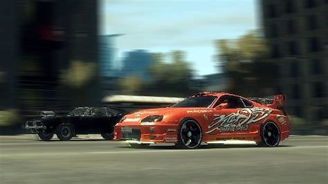 fast and furious race gta 4 fast and furious drag race scene youtube