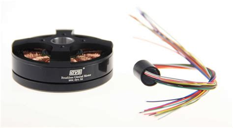 Brushless Gimbal Gymbal Motor Bgm5208 75t For 5d2 Dys dys brushless gimbal motor bgm5208 200 12 hollow shaft with 12mm slipring for 5d2 5d3
