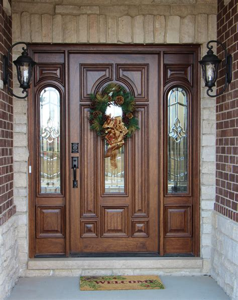 mahogany front entry door exterior door gallery wooden door pictures