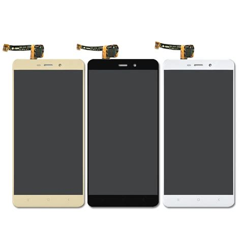 Lcd Xiaomi Redmi 4 xiaomi redmi 4 pro lcd display touch screen digitizer