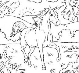 unicornio para colorear free mandala unicorn coloring pages