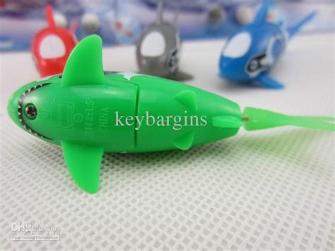 newest kid fish for christmas shark singapore post new arrival robo shark fish electric pet fish for children