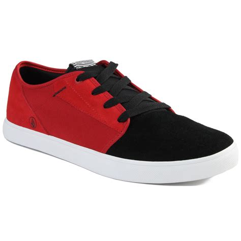 volcom sneakers volcom grimm shoes evo outlet