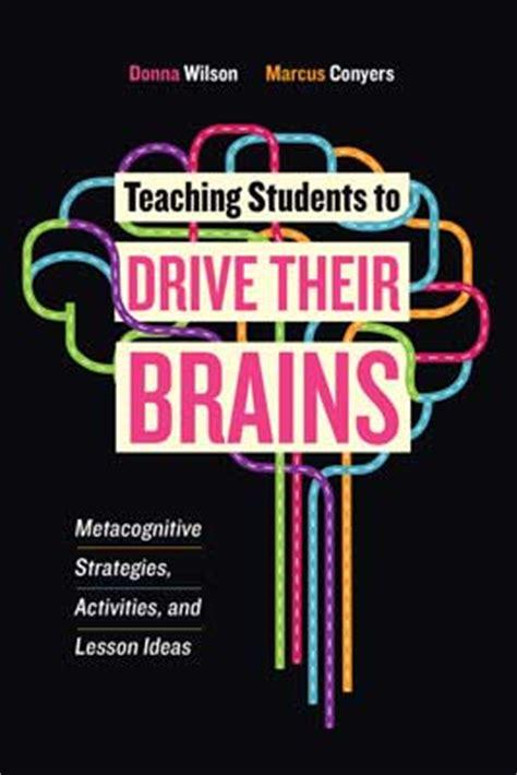case  teaching    metacognition