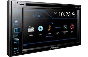 new pioneer car stereo new pioneer avh 170dvd 6 2 quot din cd dvd mp3 usb