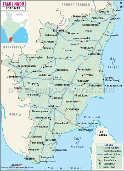 printable chennai road map 20 best images about tamilnadu map on pinterest trips