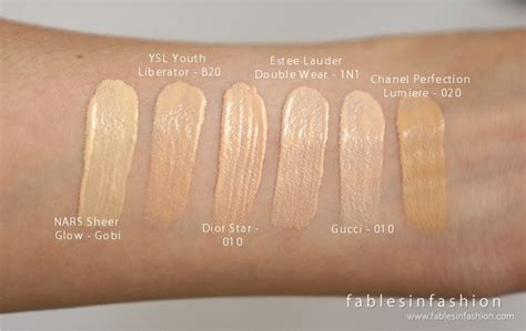 Caring Colours Stay True Foundation 03 Glow 30ml foundation archives fables in fashion