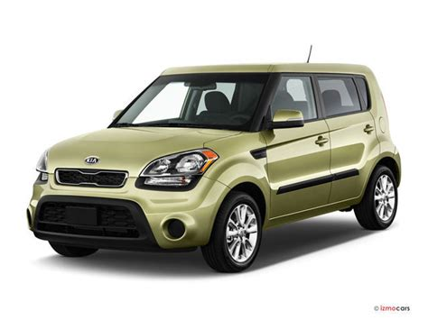 Kia Soul Reviews 2013 2013 Kia Soul Pictures Angular Front U S News World