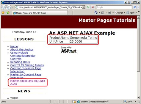 tutorial for asp net in pdf ajax tutorial in asp net pdf defensebittorrent