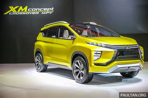 Mitsubishi Expander To Also Be Rebadged As A Nissan