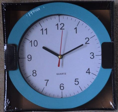 dining room wall clocks bright wall clock 23cm ideal for kitchen living dining