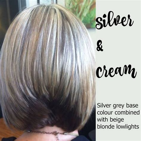 hair styles foil colours 17 best ideas about gray hair colors on pinterest silver
