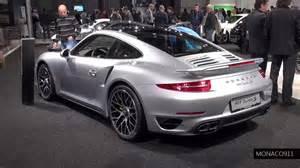 Porsche 911 Turbo S 2015 2015 Porsche 911 Turbo S