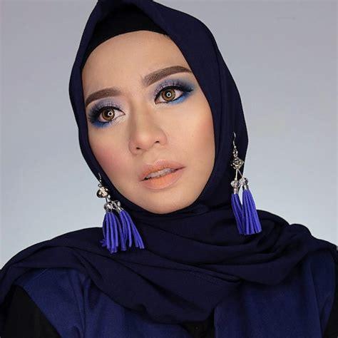 video tutorial make up dhana xaviera butuh ide make up intip gaya 5 beauty blogger hijab ini