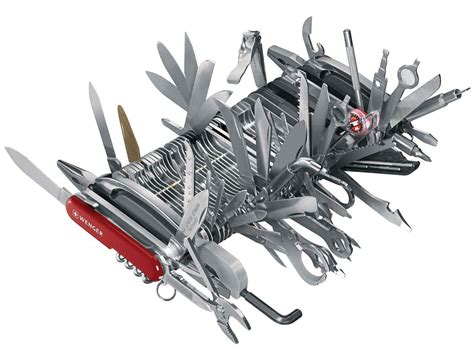 Swiss Army how the swiss army knife was the iphone of its day cult