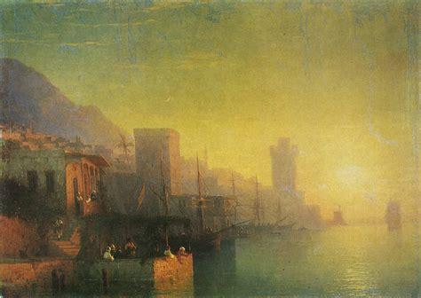 painting reproductions painting reproduction of aivazovsky on the island of