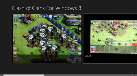 clash of clans windows download clash of clans for windows 8 pro windows 8 apps games