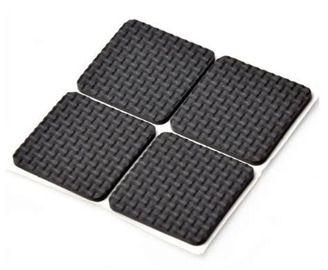 4pcs Lot Tables And Chairs Mats And Ottomans Black Corner Corner Desk Chair Mat