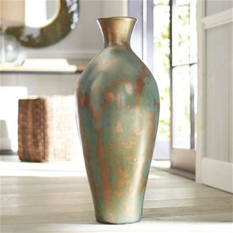 Distressed Floor Vase - 25 best ideas about floor vases on decorating