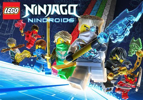 Sale Psvita Ninjago Nindroids New lego ninjago nindroids launches today on nintendo 3ds and playstation vita legoninjago school