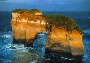 Ocean Home Decor quot the island arch at loch ard gorge near the twelve