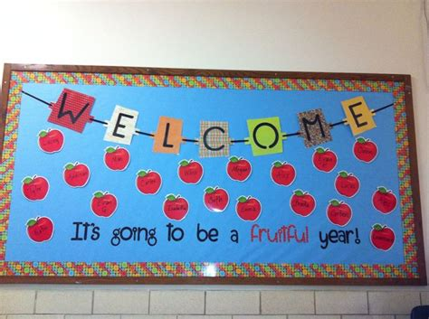fruit bulletin board idea 171 funnycrafts 75 best back to school bulletin boards images on