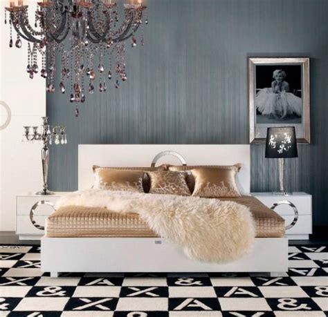 armani xavira bedroom set in white 4069 55 modern