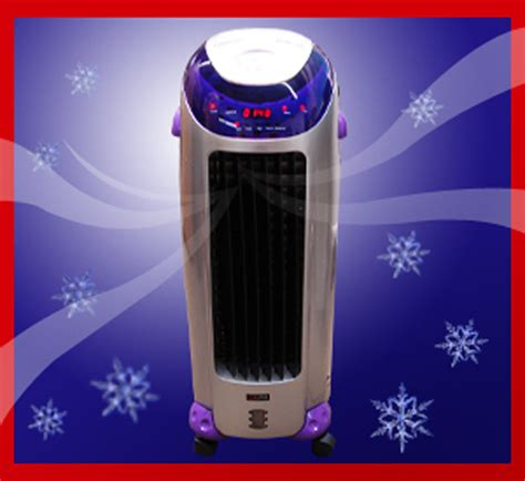 Qlive Foot Detox by Brand New Portable Air Cool Conditioner Cooler Fan Ebay