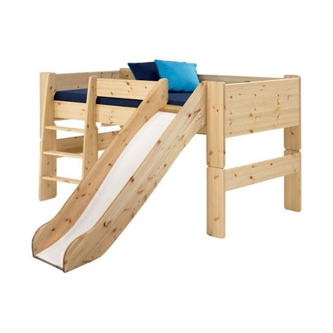 Bed Slides by Popsicle Loft Bed W Slide Chad Dawson