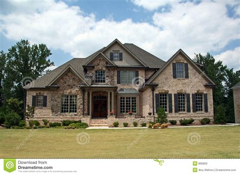house and homes upper class luxury home stock photos image 890663